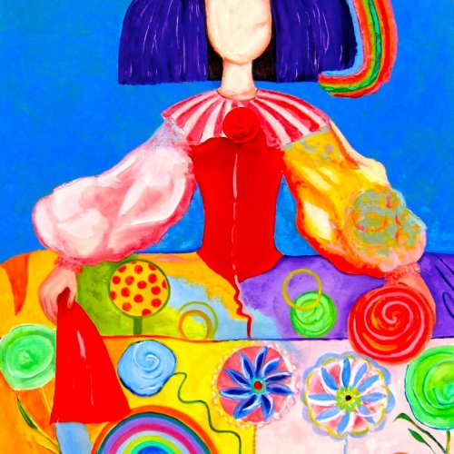 Maite Rodriguez, Painting, Buy art, original art, canvas prints, posters, Affordable art, wall decor, art, buy art,