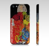 Iphone 5/5s Menina Party & Art phone case, Art by Maite Rodriguez
