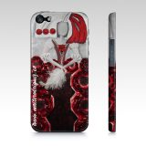 Iphone 5/5s Menina Sevilla Phone Case Art by Maite Rodriguez