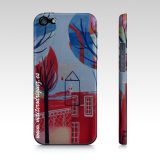 Iphone 5/5s Mi Casa Phone Case Art by Maite Rodriguez