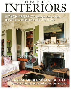 World of interiors sept