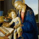 Madonna and Child (1480) Sandro Boticelli