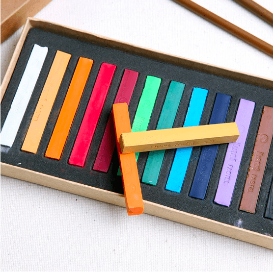 Draw Store - PREMIUM SOFT PASTEL CHALK SET