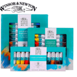 Draw Store - WINSOR & NEWTON ACRYLIC PAINT SET