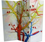 Biombo / Room Divider / Folding Screen