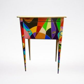 Lively Side Table